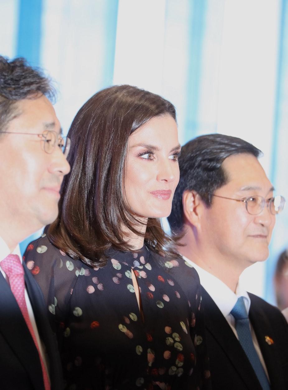 Fitur 2020   Fotografías inauguración Reina Doña Leticia