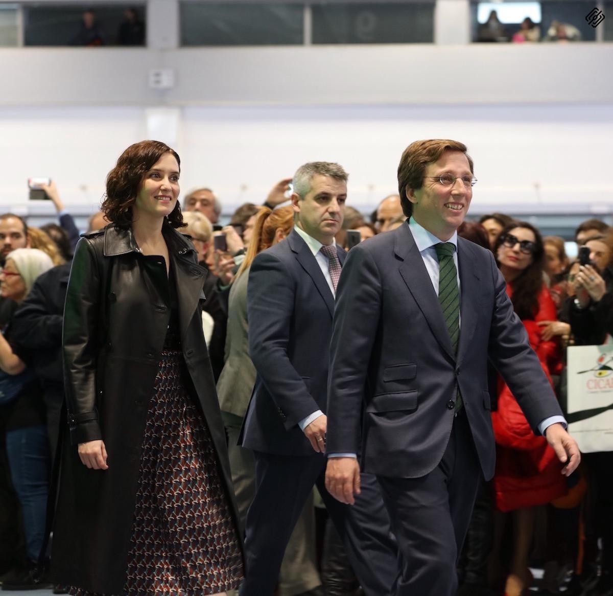 Fitur 2020   Díaz Ayuso y Martínez-Almeida