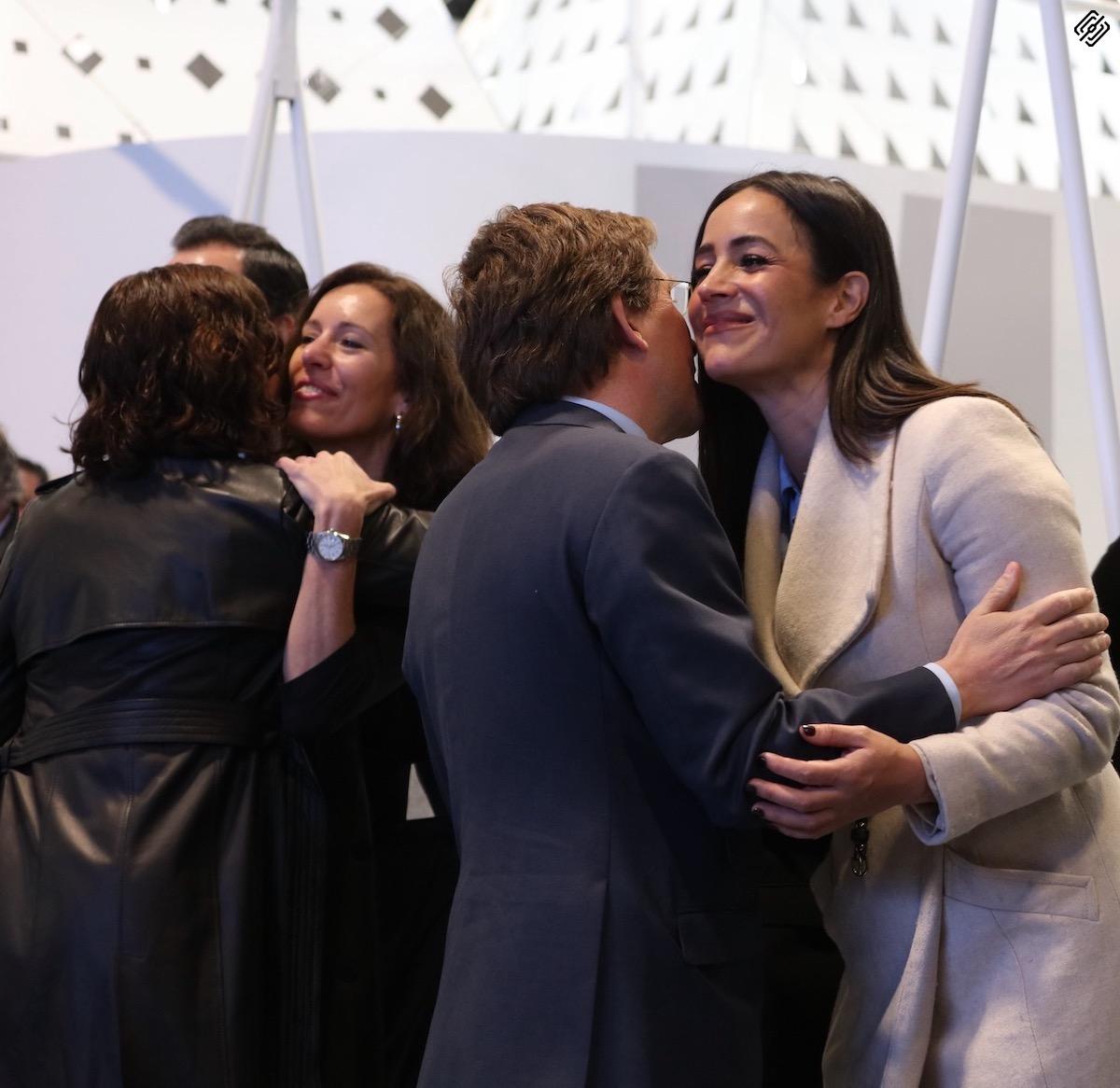 Fitur 2020   Martínez-Almeida Begoña Villacís