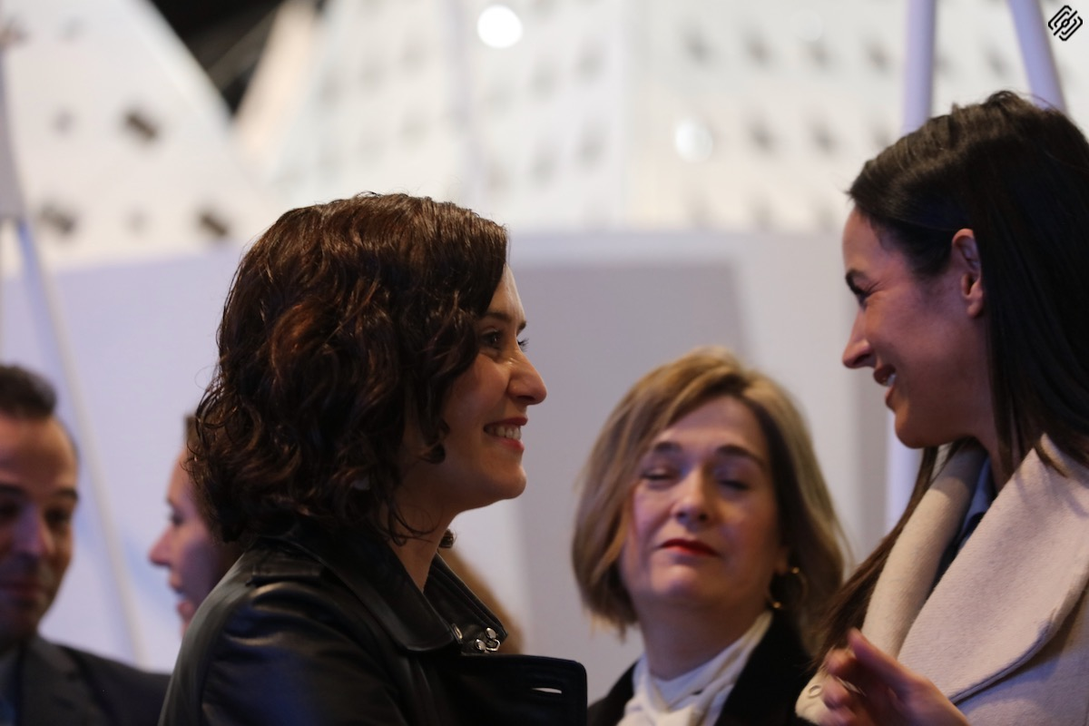 Fitur 2020   Inauguracion Reina España y autoridades