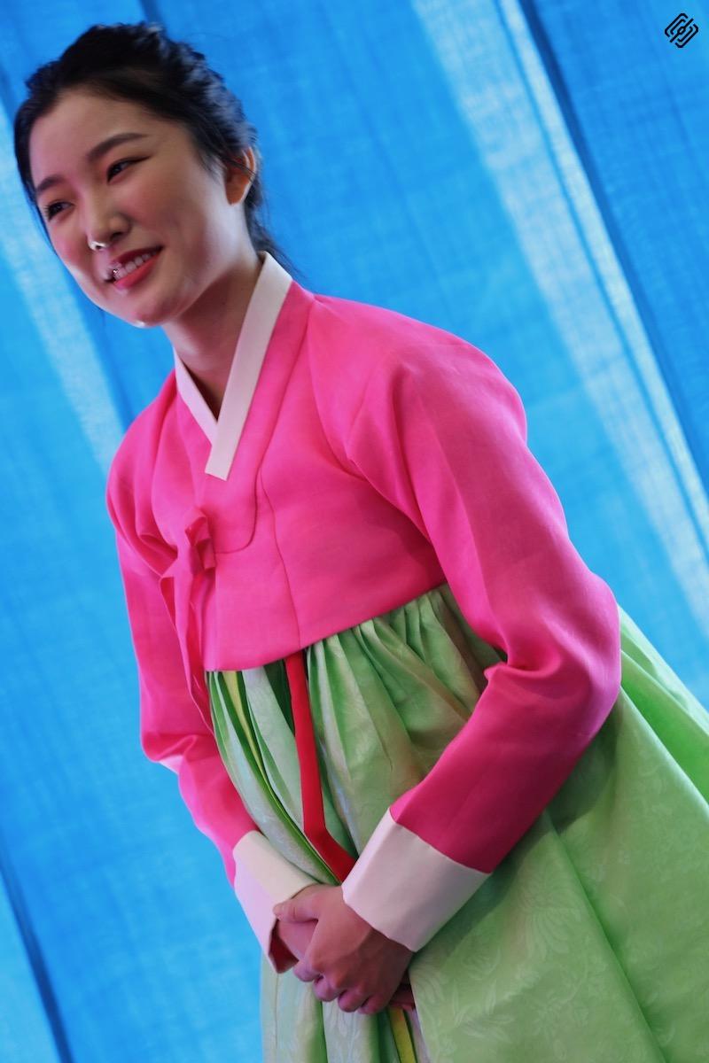 Fitur 2020 | Traje tradicional Korea del Sur