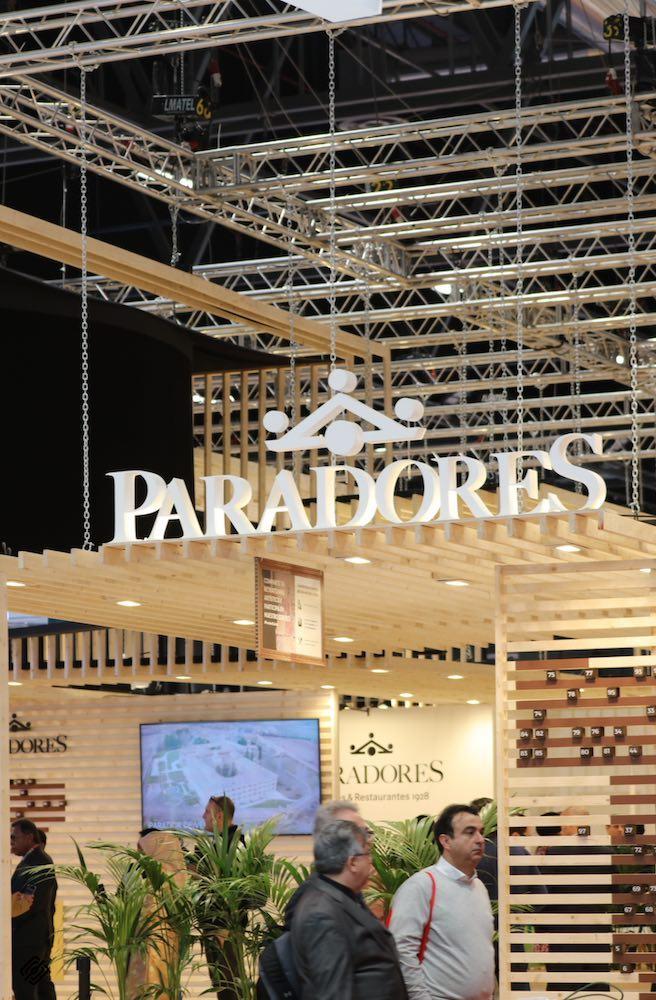 Fitur 2020 | Inauguracion Paradores España