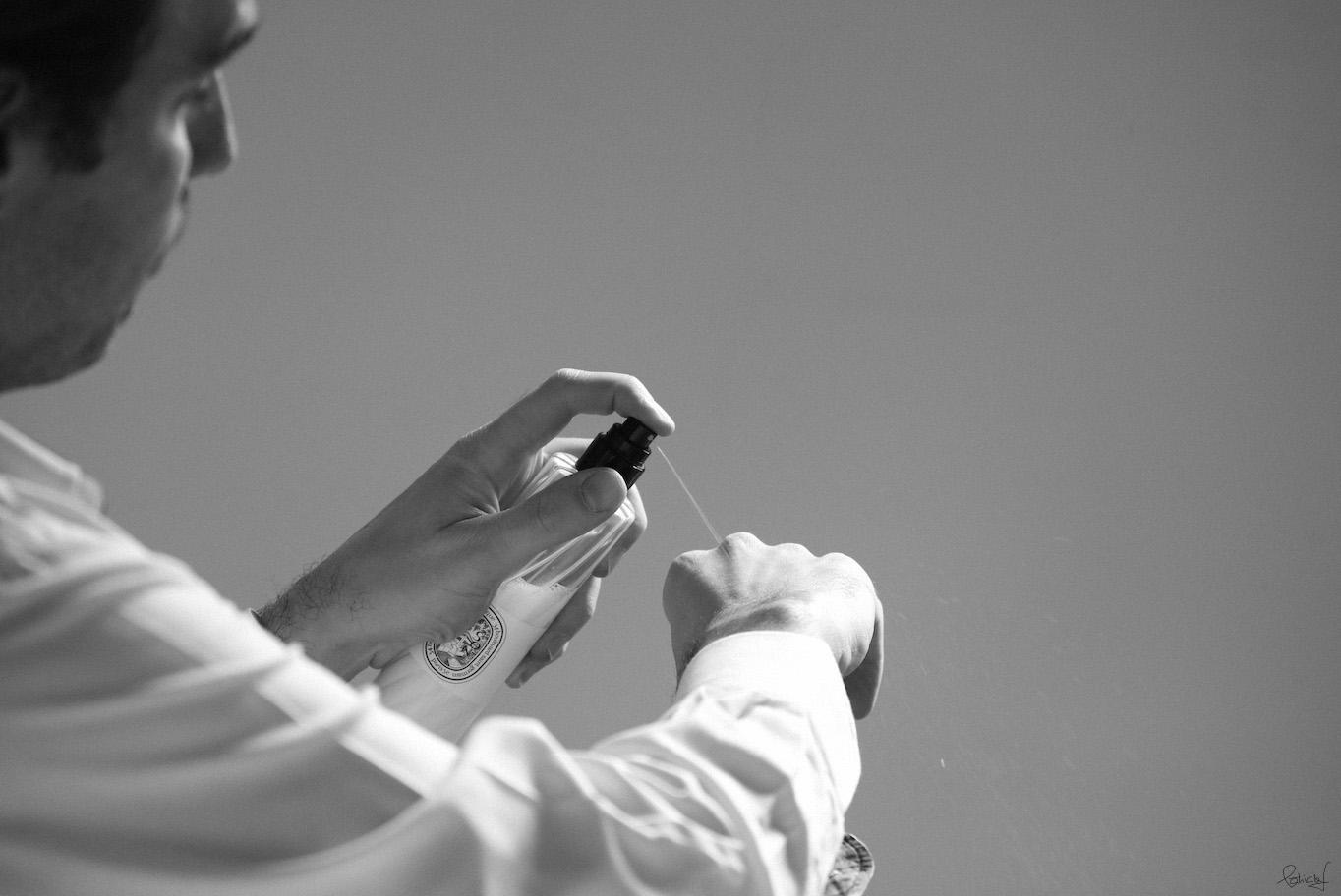 Masque Infusé Diptyque | Photographie Éditorial Paris
