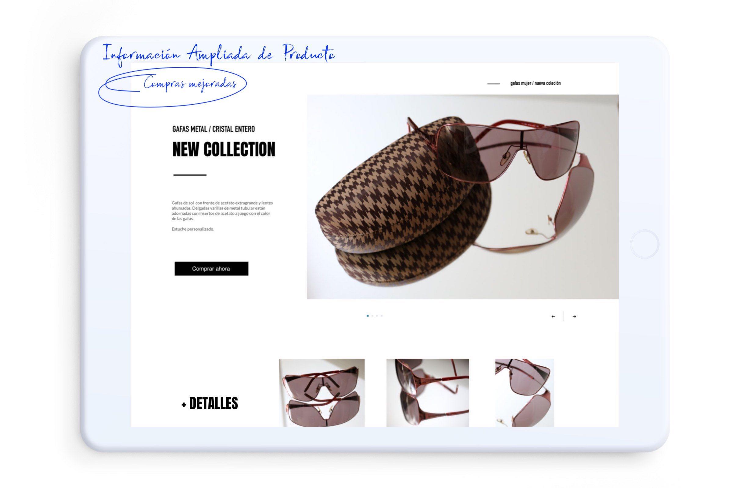 Gestión de productos, clientes, pedidos y stock en tu tienda online a medida. Contacta con Yagly, agencia e-commerce de referencia