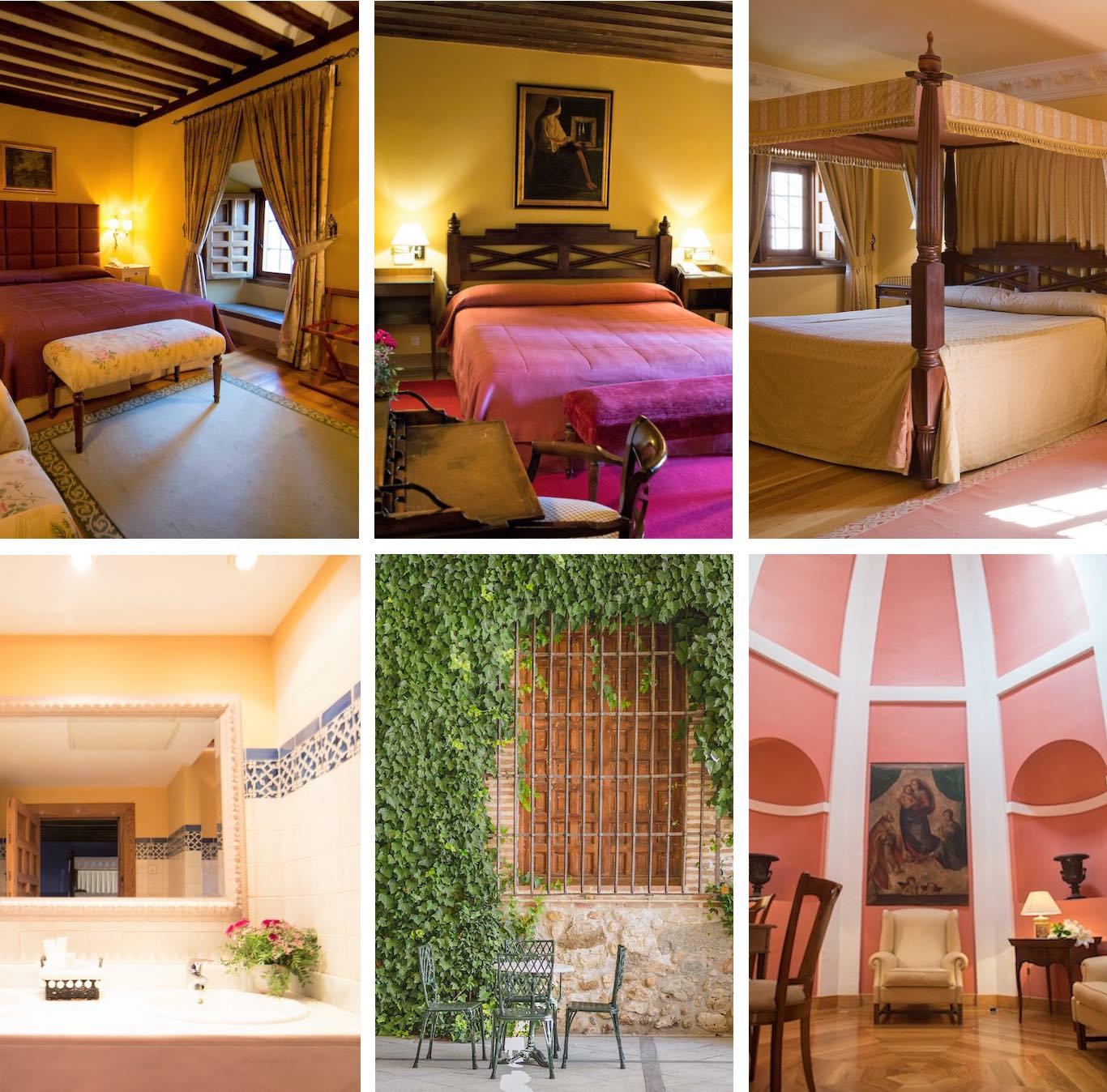 Desarrollo Página Web Wordpress Madrid   Proyecto Web Antiguo Convento   Yagly
